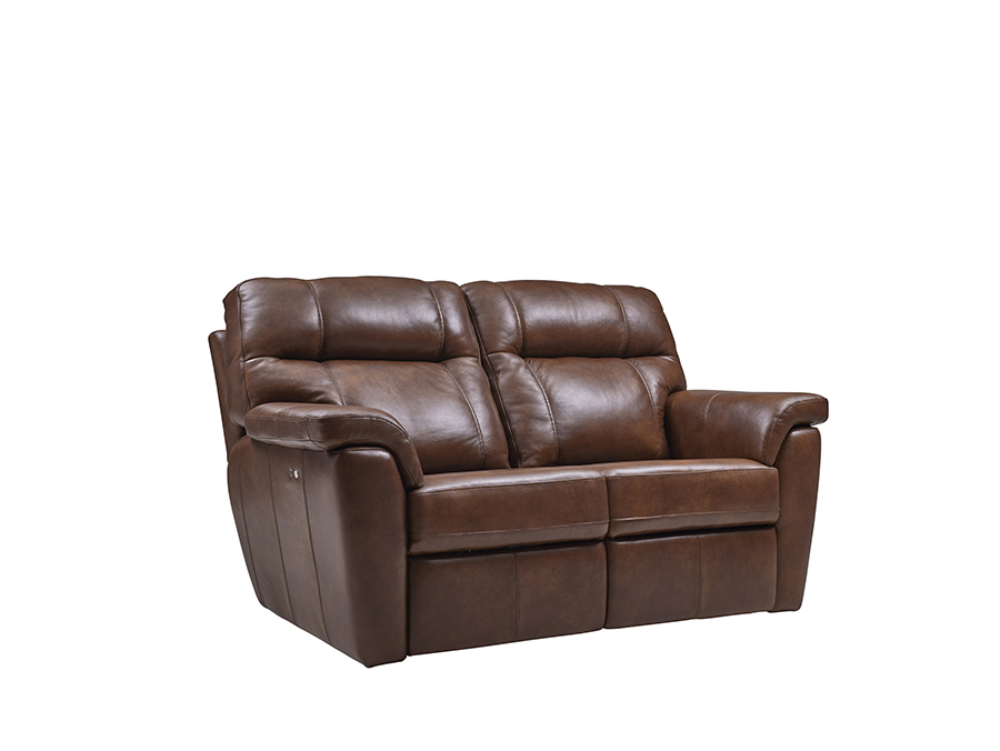 Aspen Leather 2 Seater