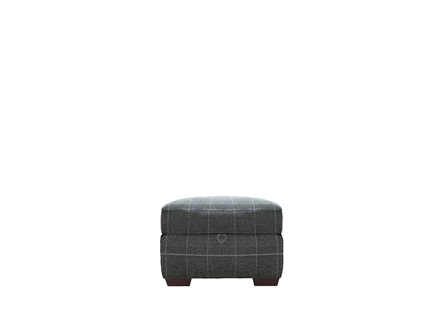 Oscar storage footstool